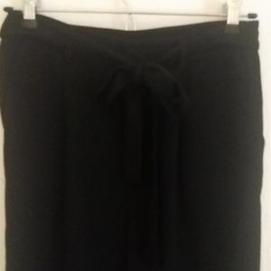 Forever21 paper bag waist trousers